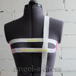ширина груди