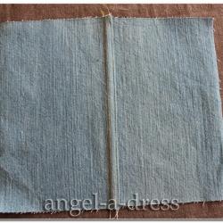 джинсы запошивочный шов