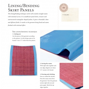 Lynda Maynard - The Dressmaker's Handbook of Couture Sewing Techniques - 2010_085