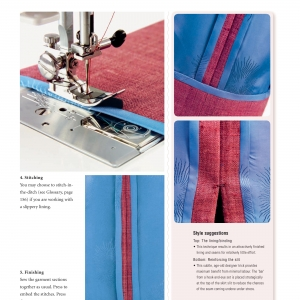 Lynda Maynard - The Dressmaker's Handbook of Couture Sewing Techniques - 2010_086