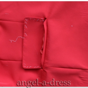 Прорезной карман с клапаном и листочкой5