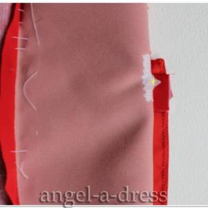 Прорезной карман с клапаном и листочкой9