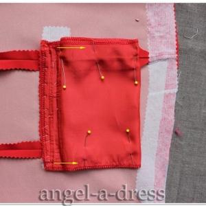 карман с клапаном и одной обтачкой2