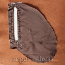 обтачка кармана