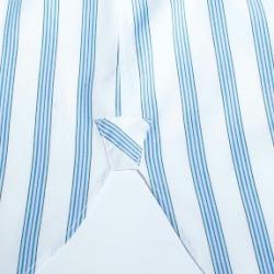 оформление низа рубашки