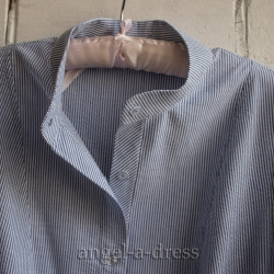 как сшить планку на рубашке