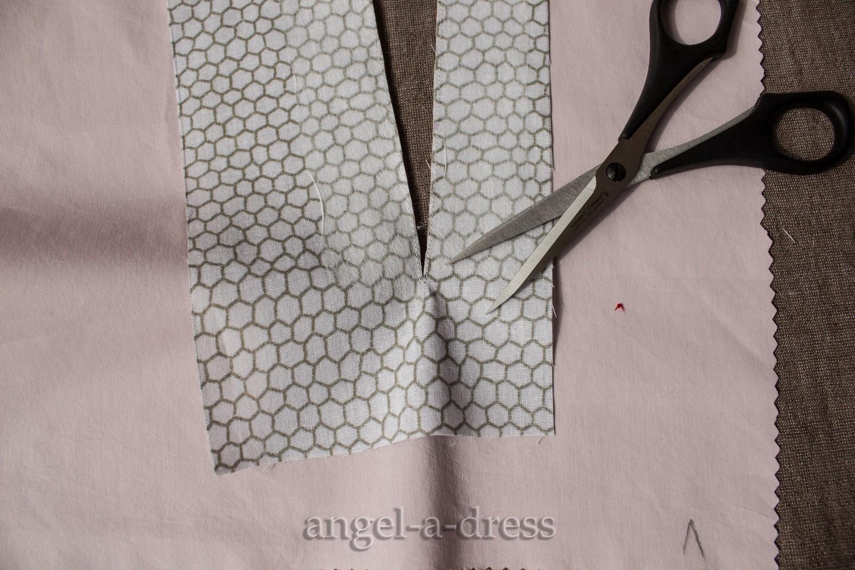 Вязание платье ленточным кружевом 99