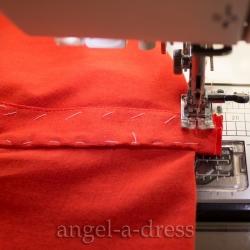 планка на рубашке поло