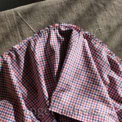 рукав рубашки и пройма