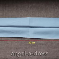 оформление вешалки в пальто