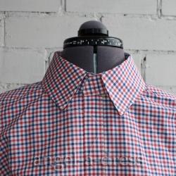 воротник в рубашке