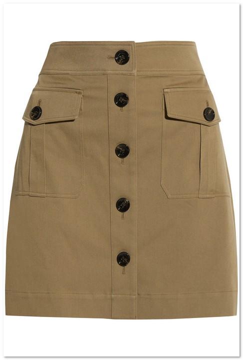 Как сшить юбку с заниженной талией