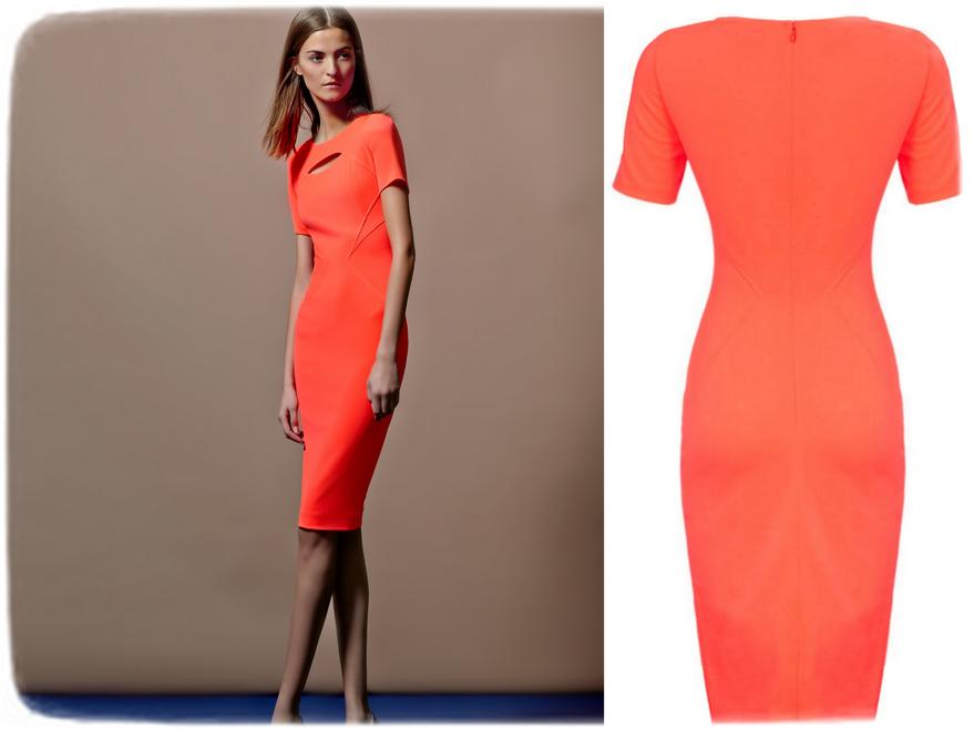 Моделирование платья с трикотажа