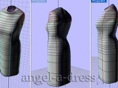 манекен 3Д