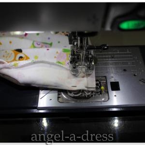 обработка низа рубашки