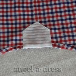 рубашка ластовица