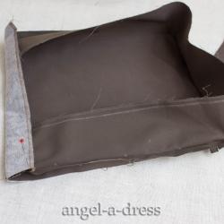 карман портфель обработка