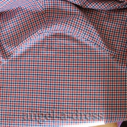 рукав втачан в пройму рубашки