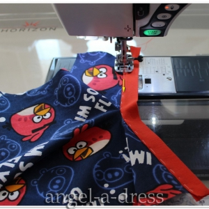 обработка рукава в мужской рубашке