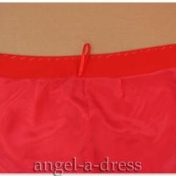 подклад юбки пришит