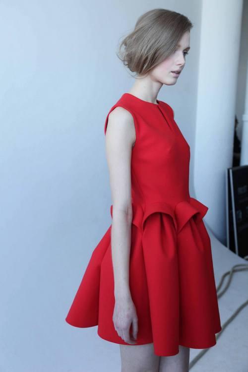 моделирование платья Del-Pozo-Fall-Winter-2013